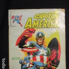 Cómics: CAPITAN AMERICA Nº 125 - 1978. Lote 128744663
