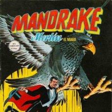 Cómics: MANDRAKE - MERLÍN EL MAGO- Nº 8 - EL TIBURÓN DE ACERO- 1981- EMOCIONANTE-BUEN ESTADO-DIFÍCIL-9131. Lote 128821127
