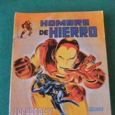 Cómics: EL HOMBRE DE HIERRO Nº 6 FACHADAS Y ESTRATAGEMAS SURCO 1983. Lote 128861531