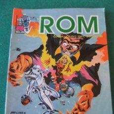 Cómics: ROM EL CABALLERO DEL ESPACIO Nº 6 HIBRIDO ( 2ª PARTE) SURCO 1983. Lote 128861731