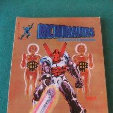 Cómics: MICRONAUTAS Nº 2 LA FUERZA ENIGMA SURCO 1983. Lote 128861871