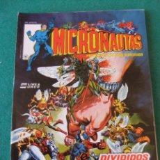 Cómics: MICRONAUTAS Nº 6 DIVIDIDOS CAEN SURCO 1983. Lote 128861955