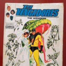 Comics : LOS VENGADORES N°27. Lote 128864799