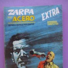 Cómics: ZARPA DE ACERO Nº 2 VERTICE TACO, 2ª EDICION ¡¡¡¡ BUEN ESTADO !!!!!. Lote 129025679