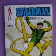 Cómics: SPIDERMAN Nº 50 VERTICE VOLUMEN 1 ¡¡¡¡ EXCELENTE ESTADO !!!!!. Lote 129026659