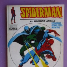 Cómics: SPIDERMAN Nº 33 VERTICE VOLUMEN 1 ¡¡BASTANTE BUEN ESTADO !!!!!. Lote 129027431