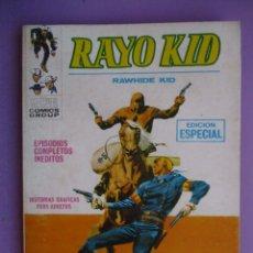 Cómics: RAYO KID Nº 11 VERTICE VOLUMEN 1 ¡¡¡ MUY BUEN ESTADO !!!!!. Lote 129028427