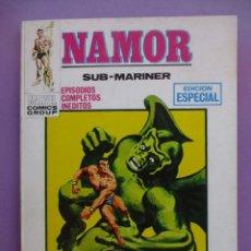 Cómics: NAMOR Nº 6 VERTICE VOLUMEN 1 ¡¡¡ MUY BUEN ESTADO !!!!!. Lote 129029435