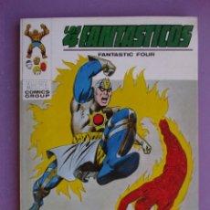 Cómics: LOS 4 FANTASTICOS Nº 60 VERTICE VOLUMEN 1¡¡¡ MUY BUEN ESTADO !!!!! . Lote 129103147