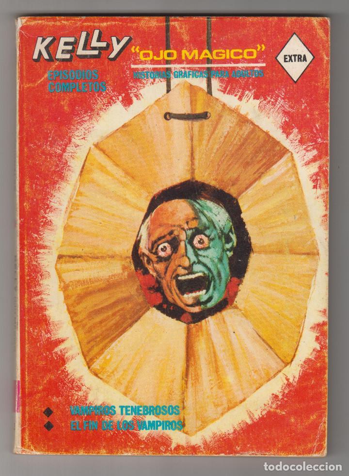 KELLY OJO MÁGICO Nº 3, 128 PÁG. TACO VERTICE VOL. 1 (Tebeos y Comics - Vértice - V.1)