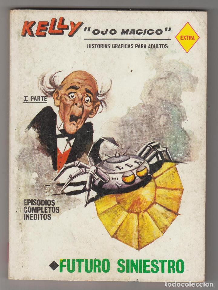 KELLY OJO MÁGICO Nº 14, 128 PÁG. TACO VERTICE VOL. 1 (Tebeos y Comics - Vértice - V.1)