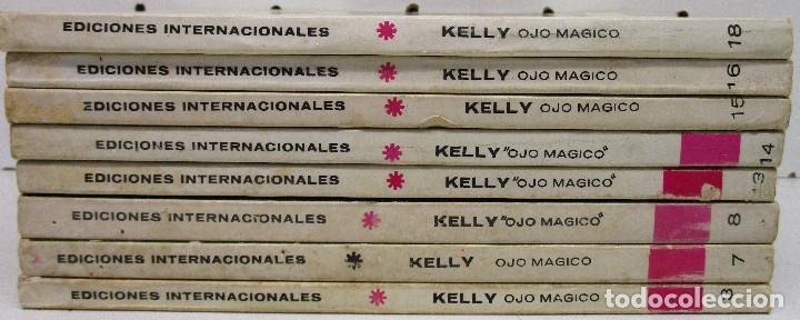 Cómics: KELLY OJO MÁGICO Nº 14, 128 pág. Taco Vertice Vol. 1 - Foto 2 - 129109463