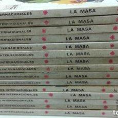 Cómics: LA MASA. Lote 129162843