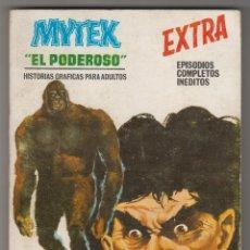 Comics : MYTEK Nº 9, 128 PÁG. TACO VERTICE VOL. 1. Lote 129164919