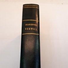 Cómics: SELECCIONES VÉRTICE 1973. Lote 129179959