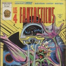 Cómics: COMIC LOS 4 FANTASTICOS, VOL. 3, Nº 31 - MUNDI COMICS VERTICE. Lote 129189511