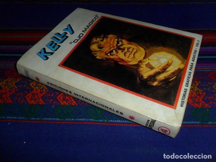VÉRTICE VOL. 1 EDICIÓN ESPECIAL KELLY OJO MÁGICO Nº 4. 50 PTS. 1973 (Tebeos y Comics - Vértice - V.1)