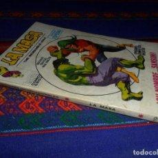 Comics : BUEN ESTADO, VÉRTICE VOL. 1 LA MASA Nº 19. 1971. 25 PTS. SU NOMBRE.... SANSÓN. RARO.. Lote 129284575