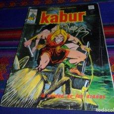 Cómics: VÉRTICE MUNDI COMICS VOL. 1 LOS INSUPERABLES NºS 1 Y 2 KABUR. REGALO Nº 30 DEATHLOK. 1978. 50 PTS.. Lote 47566342