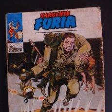 Cómics: SARGENTO FURIA Nº 10 VOLUMEN 1 EDITORIAL VERTICE. Lote 129295143