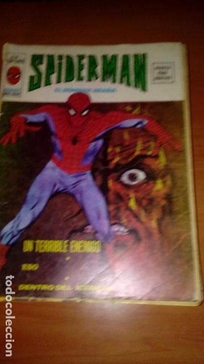 Cómics: Spiderman V2 COMPLETA Nº 1 al 10. MUY DIFÍCIL VERTICE - Foto 6 - 129372307