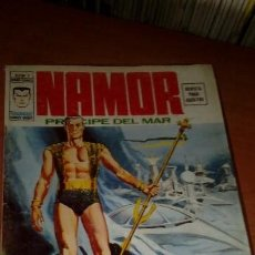 Cómics: NAMOR V2 Nº 1 Y 2 COMPLETA EN MUY BUEN ESTADO. Lote 129374051