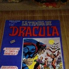 Comics: LA TUMBA DE DRÁCULA VOL 2 Nº 2. Lote 129542315