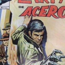 Cómics: ZARPA DE ACERO LA ZARPA ATACA NÚMERO 4. Lote 129550411