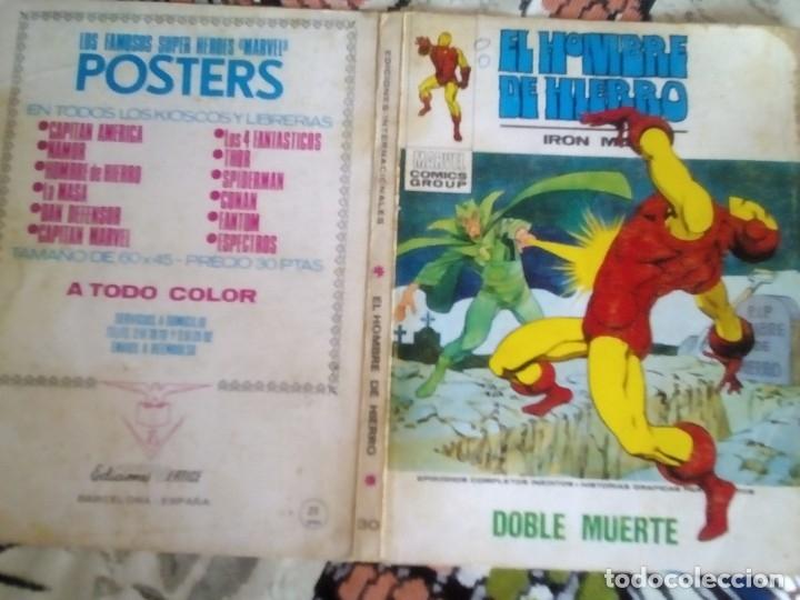 Cómics: HOMBRE DE HIERRO N 1 AL 32 LEER DESCRIPCION - Foto 78 - 98007963
