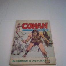 Cómics: CONAN EL BARBARO - VERTICE - VOLUMEN 1 - NUMERO 11 - BE - GORBAUD - CJ 75. Lote 129581175
