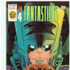 Comics : LOS 4 FANTASTICOS. Nº 27. VOLUMEN 3. VERTICE. C-26. Lote 129603003