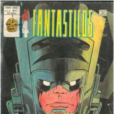 Comics: LOS 4 FANTASTICOS. Nº 27. VOLUMEN 3. VERTICE. C-26. Lote 129603419