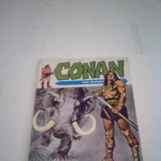 Cómics: CONAN EL BARBARO - VERTICE - VOLUMEN 1 - NUMERO 5 - MUY BUEN ESTADO - GORBAUD - CJ 75. Lote 129603583