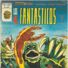 Cómics: LOS 4 FANTASTICOS. Nº 30. VOLUMEN 3. VERTICE. C-26. Lote 129604123