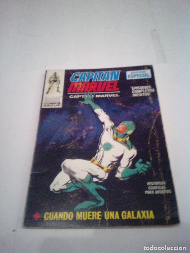 CAPITAN MARVEL - VERTICE - VOLUMEN 1 - NUMERO 6 - MBE - GORBAUD - CJ 104 (Tebeos y Comics - Vértice - Furia)