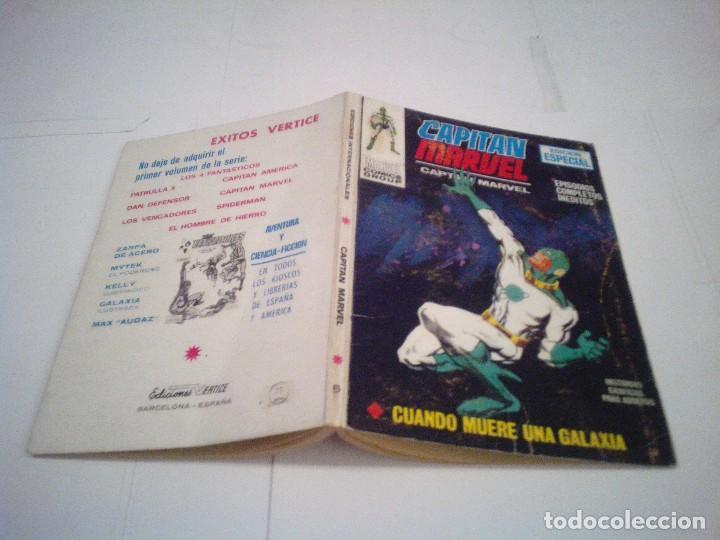 Cómics: CAPITAN MARVEL - VERTICE - VOLUMEN 1 - NUMERO 6 - MBE - GORBAUD - cj 104 - Foto 6 - 129604171