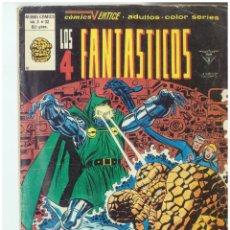 Cómics: LOS 4 FANTASTICOS. Nº 32. VOLUMEN 3. VERTICE. C-26. Lote 129604315