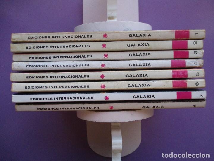 Cómics: GALAXIA EXTRA VERTICE COLECCION COMPLETA VERTICE TACO ¡¡¡¡BASTANTE BUEN ESTADO!!!!! - Foto 3 - 129648083