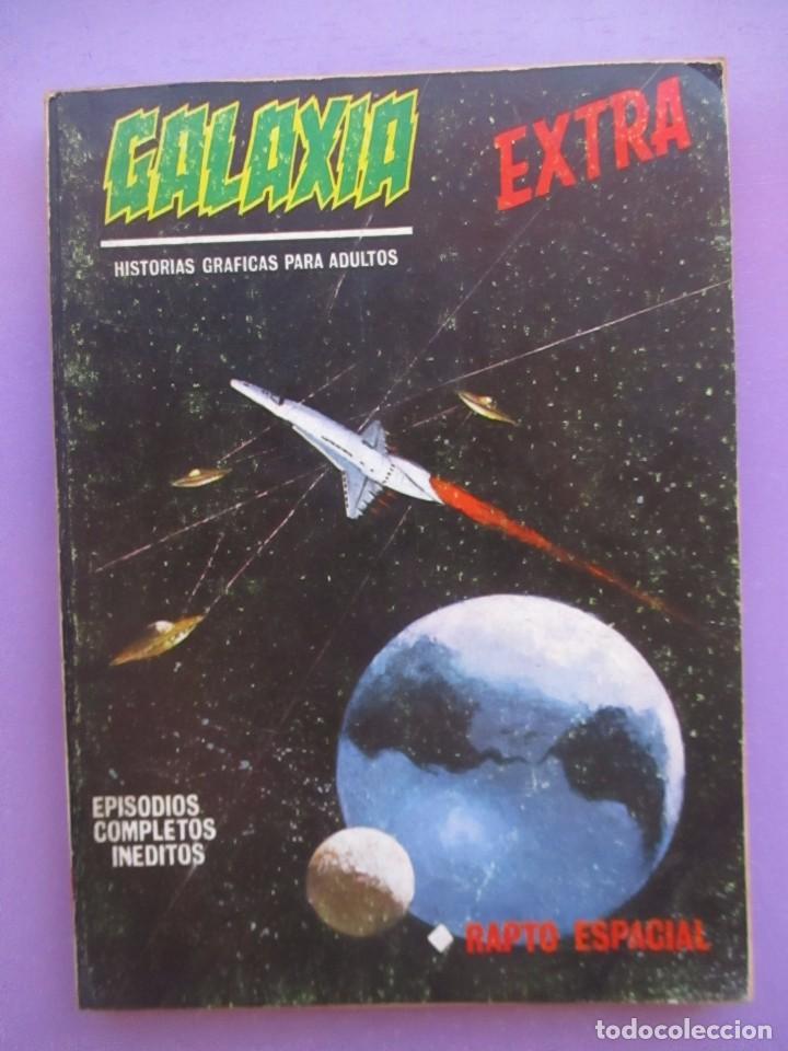 Cómics: GALAXIA EXTRA VERTICE COLECCION COMPLETA VERTICE TACO ¡¡¡¡BASTANTE BUEN ESTADO!!!!! - Foto 4 - 129648083