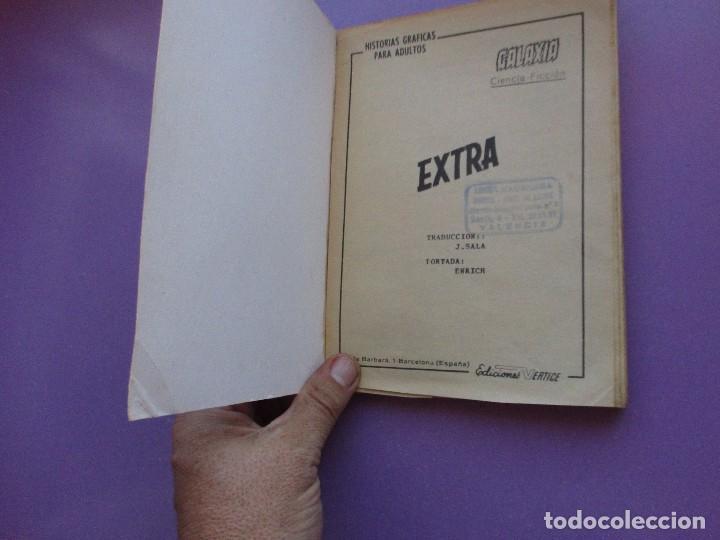 Cómics: GALAXIA EXTRA , VERTICE TACO ¡¡¡¡ MUY BUEN ESTADO!!!!! Nº 1 RENOVADO - Foto 23 - 129648083