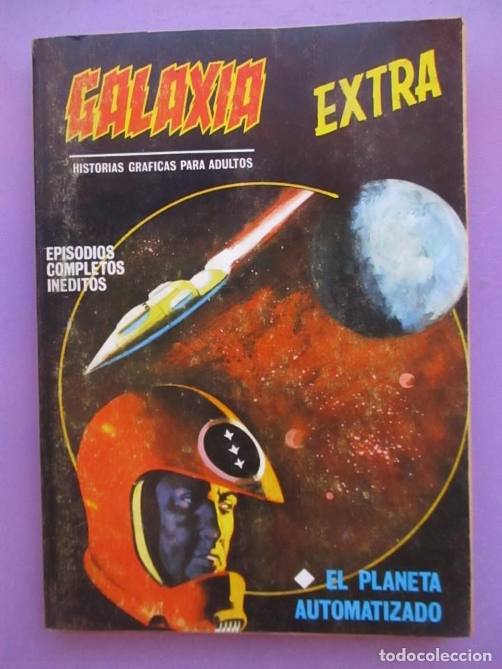 Cómics: GALAXIA EXTRA , VERTICE TACO ¡¡¡¡ MUY BUEN ESTADO!!!!! Nº 1 RENOVADO - Foto 29 - 129648083
