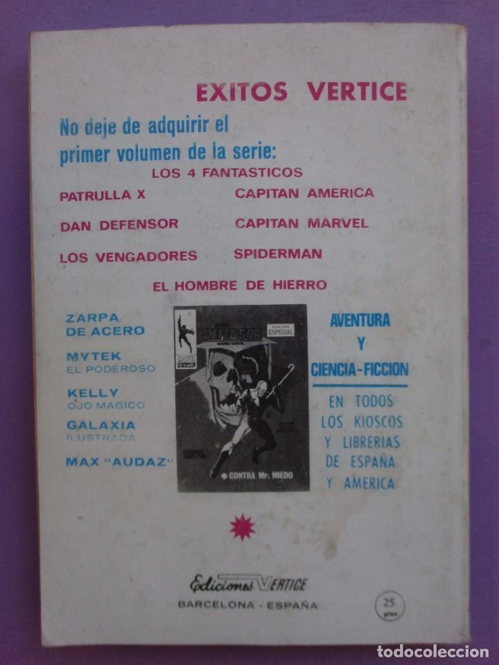 Cómics: GALAXIA EXTRA , VERTICE TACO ¡¡¡¡ MUY BUEN ESTADO!!!!! Nº 1 RENOVADO - Foto 30 - 129648083
