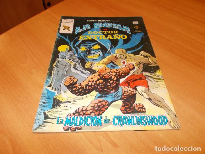 SUPER HEROES V.2 Nº 114 (Tebeos y Comics - Vértice - Super Héroes)