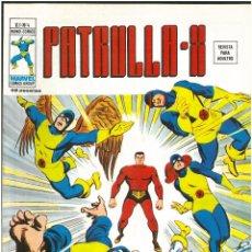 Cómics: PATRULLA X. Nº 4. VOLUMEN 3. VERTICE. C-26. Lote 129976135