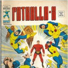 Cómics: PATRULLA X. Nº 4. VOLUMEN 3. VERTICE. C-26. Lote 129976231