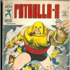 Cómics: PATRULLA X. Nº 6. VOLUMEN 3. VERTICE. C-26. Lote 129976391