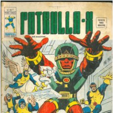 Cómics: PATRULLA X. Nº 7. VOLUMEN 3. VERTICE. C-26. Lote 129976435
