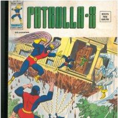 Cómics: PATRULLA X. Nº 9. VOLUMEN 3. VERTICE. C-26. Lote 129976499