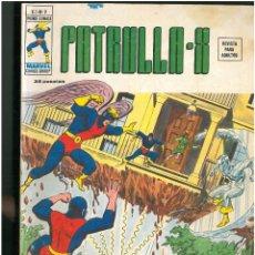 Cómics: PATRULLA X. Nº 9. VOLUMEN 3. VERTICE. C-26. Lote 129976559