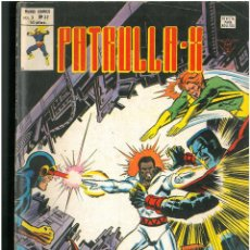Cómics: PATRULLA X. Nº 32. VOLUMEN 3. VERTICE. C-26. Lote 129977519